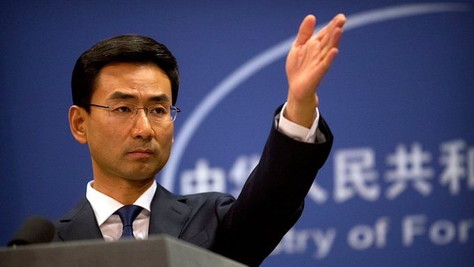 China condemns Pompeo's remarks branding COVID-19 as 'Wuhan virus'