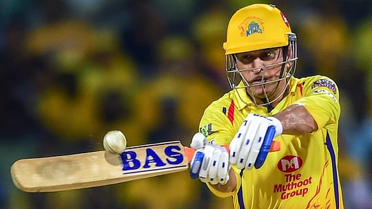 WATCH: Dhoni is back with a bang, hits five sixes at CSK net session ahead of IPL 2020