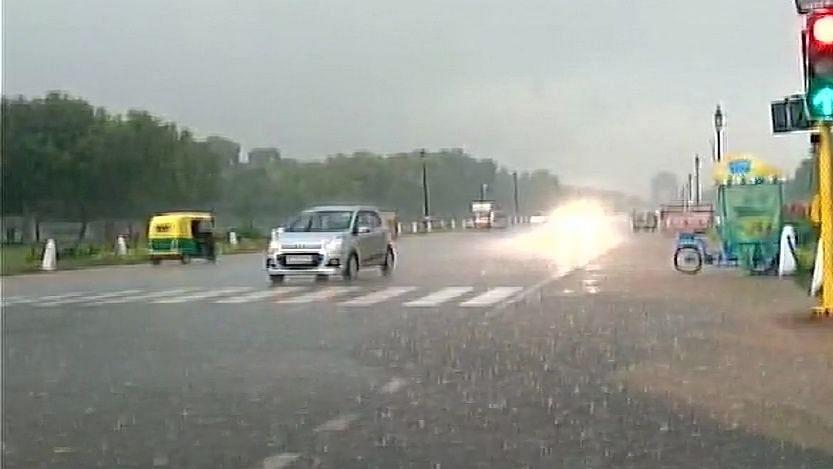 LIVE News Updates: Rain lashes Delhi-NCR, brings respite from intense heat