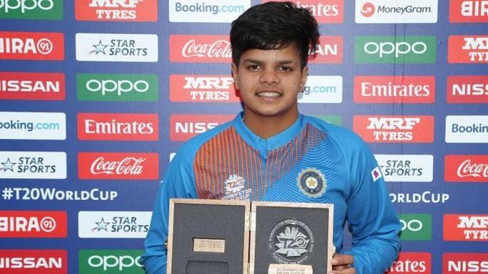 Teen sensation Shafali Verma rises to top in ICC women's T20 rankings