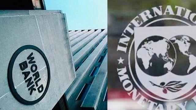 IMF, World Bank call for suspending debt payments by poorest nations