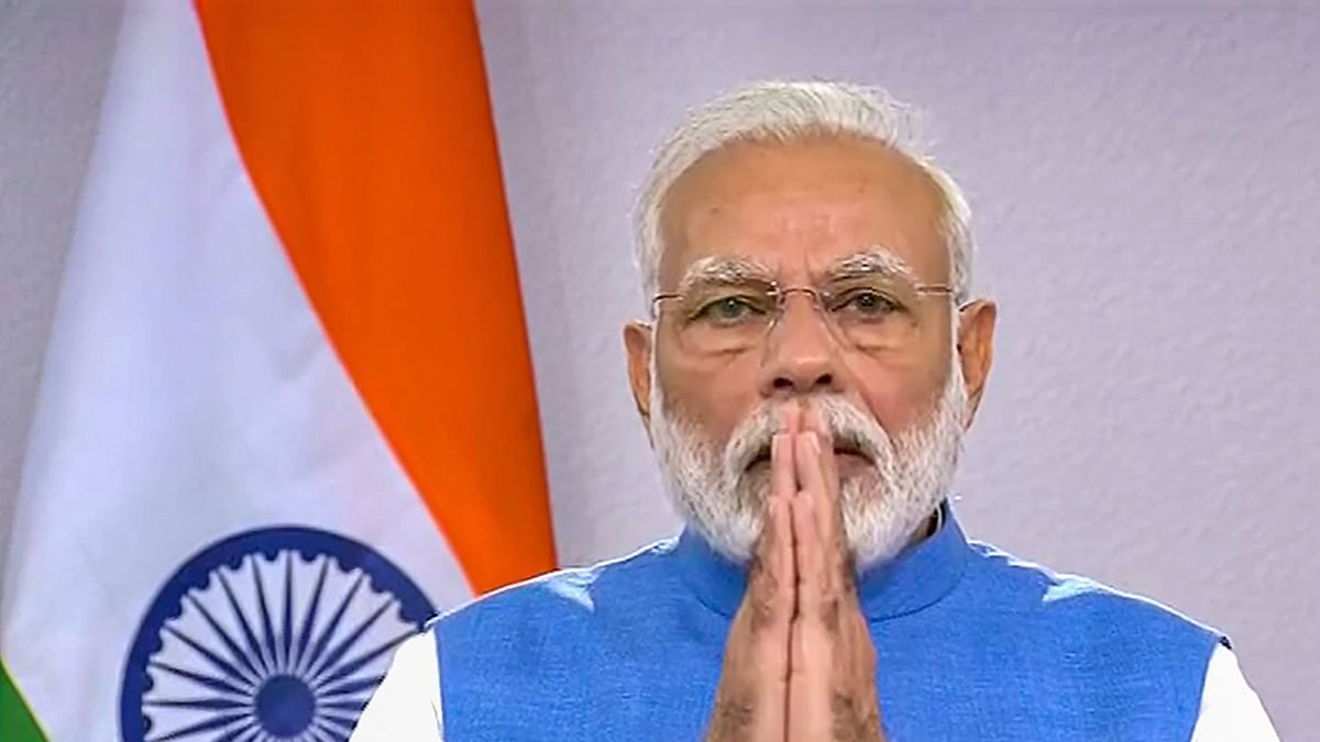 PM Modi to address nation at 8pm today