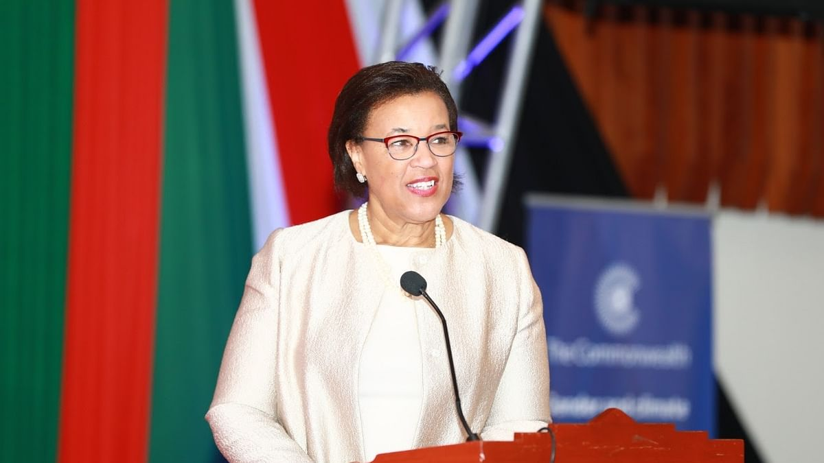 Make this 'decade of gender equality': Commonwealth chief