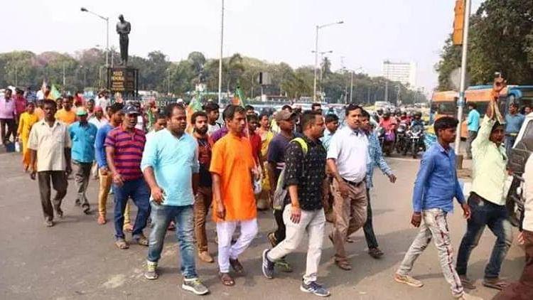 Kolkata Police arrests one more for 'goli maro...' slogan