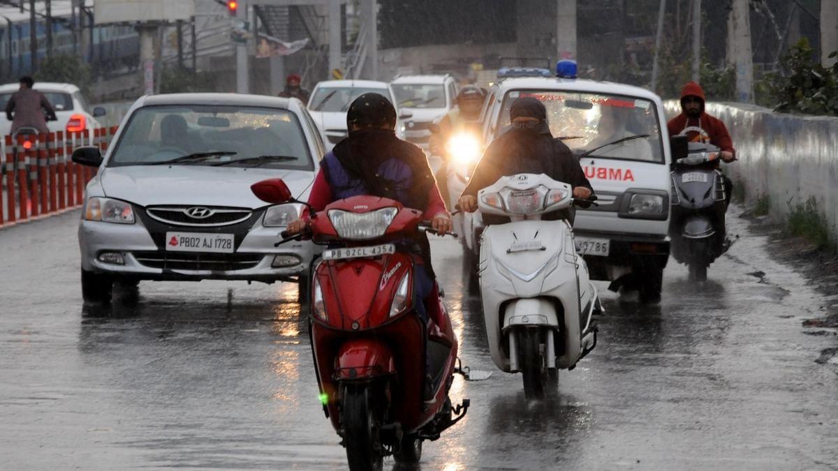 Thunderstorms over Delhi till Saturday