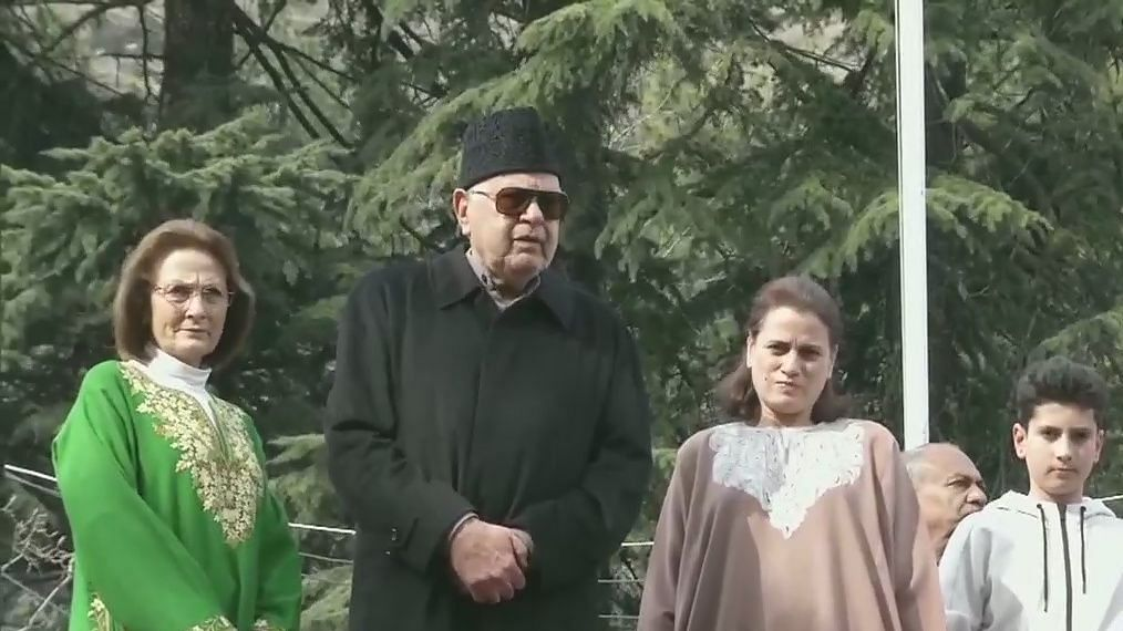 Farooq Abdullah released after 7 months of detention