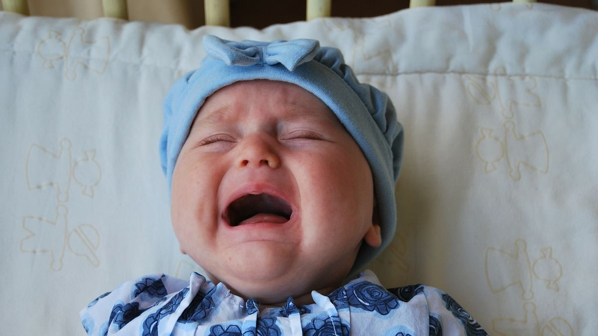It's OK to leave your baby 'cry it out': Study