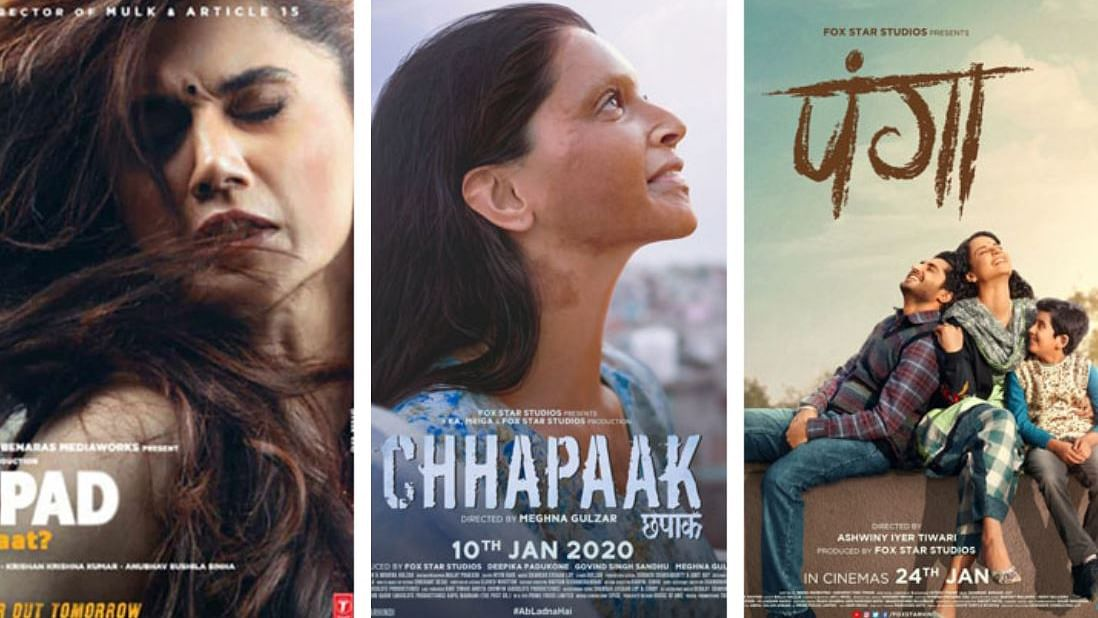 'Thappad' is another slap on women-centric films at the box-office this year