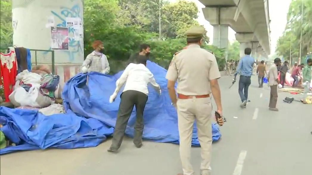 Police ready for action as anti-CAA stirs continue in UP