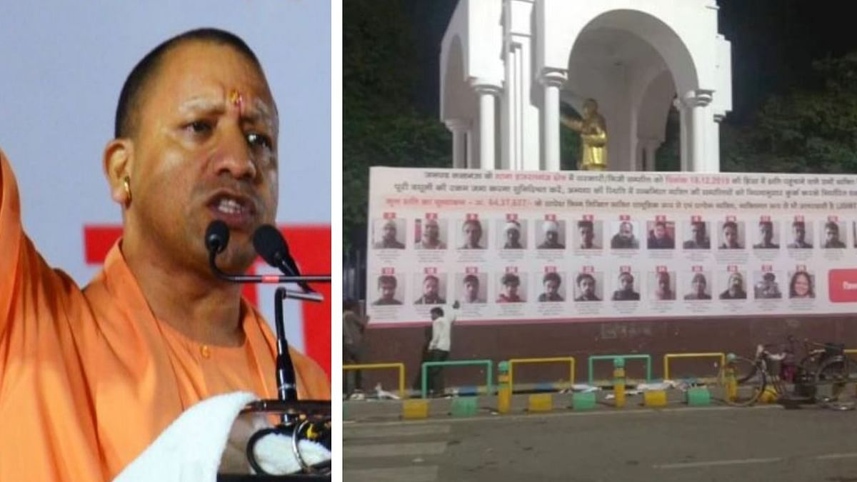 Uttar Pradesh Government locks horns with judiciary over name and shame posters