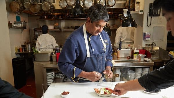 Celebrity Indian chef Cardoz passes away due to Coronavirus; around 200 people came in contact with him