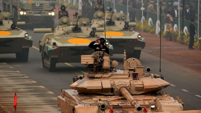 2nd largest arms importer, India brings embarrassment home