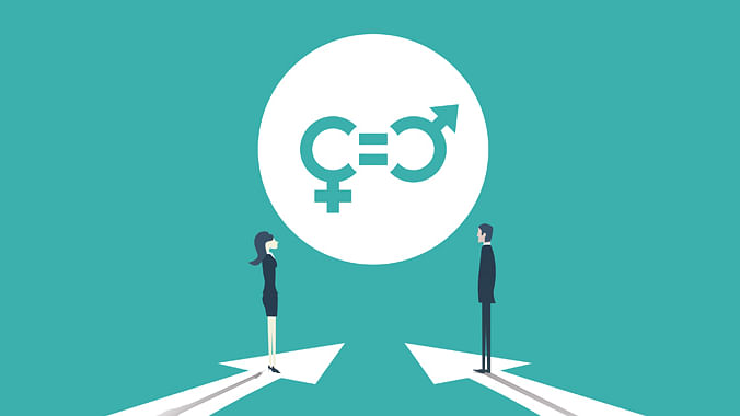 Employees don't agree with bosses on gender equality in India