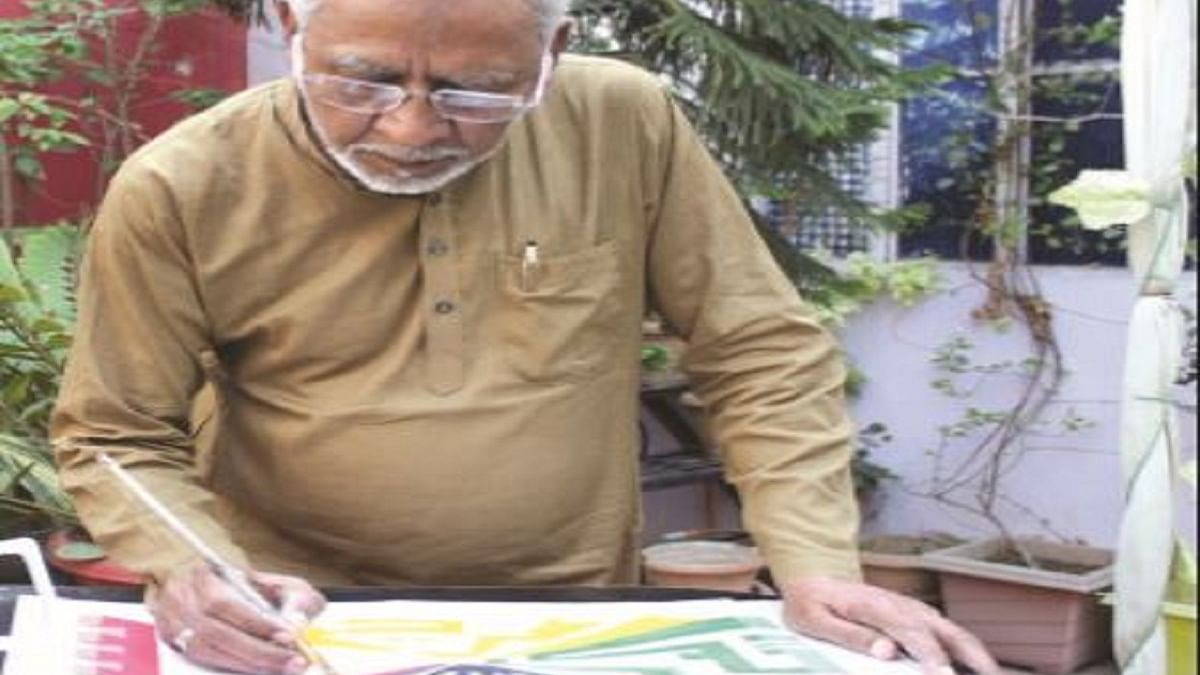 Calligraphers: Their art forms dying, these maestros live with fond memories