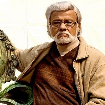 Satish Gujral: a man of colours, textures, love, longing, humour and home
