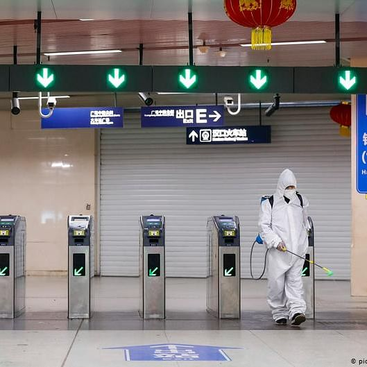 Coronavirus latest: Wuhan emerges from lockdown