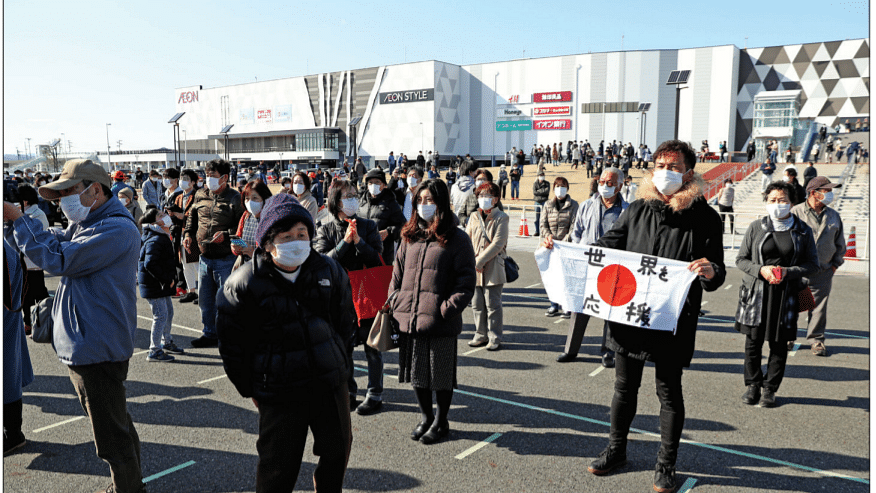 Relatively unscathed by the pandemic: Curious cases of Germany and Japan