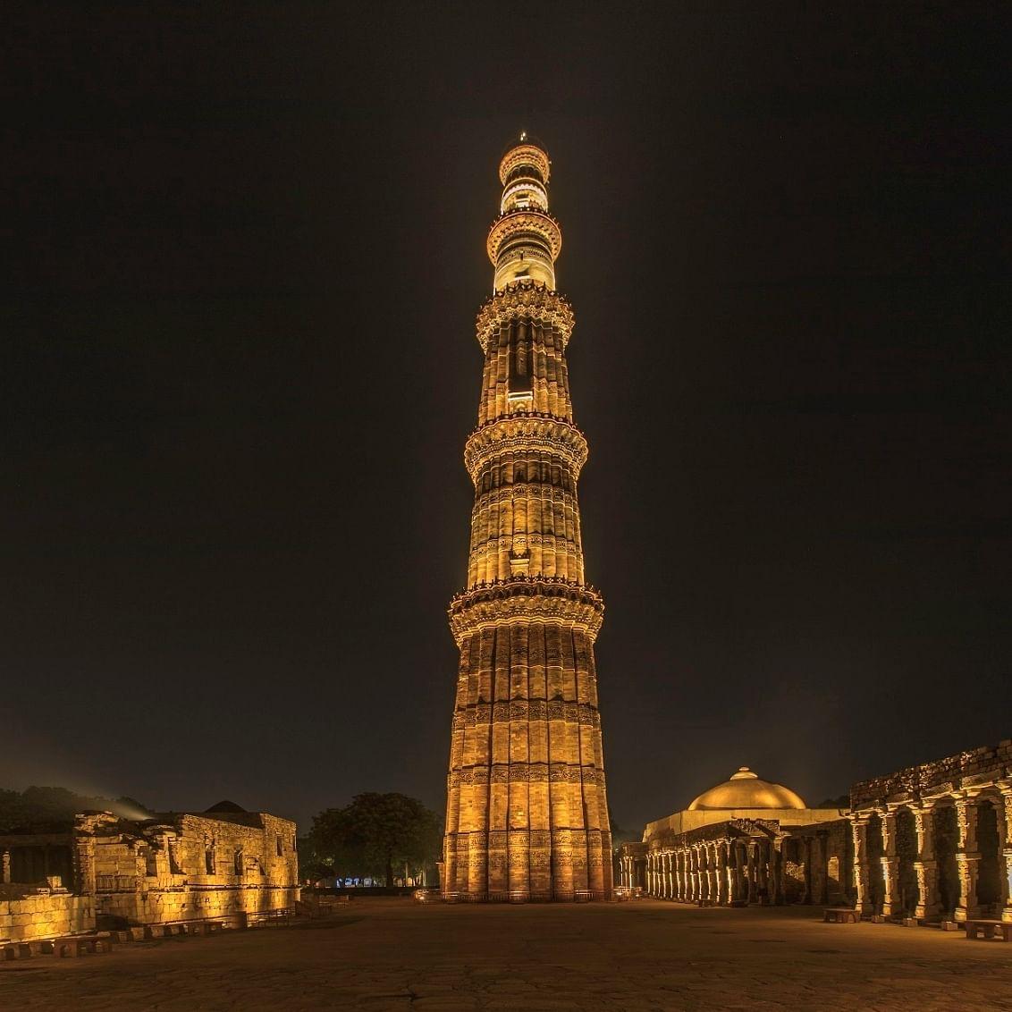 Qutub Minar (Photo Courtesy: social media)