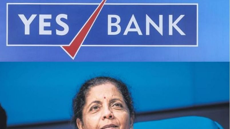 #yesbankcrisis trends on Twitter after FM Nirmala Sitharaman says 'depositors' money is safe'