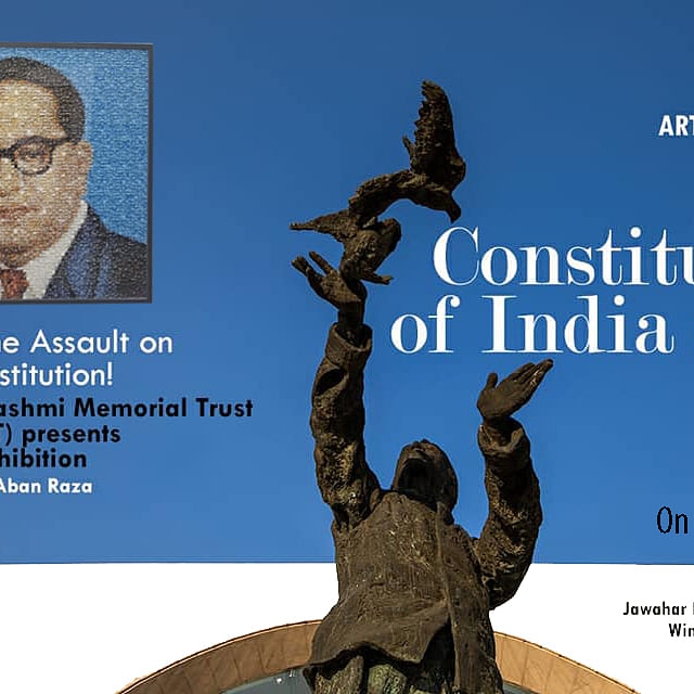 Artists Respond: The Constitution of India at 70