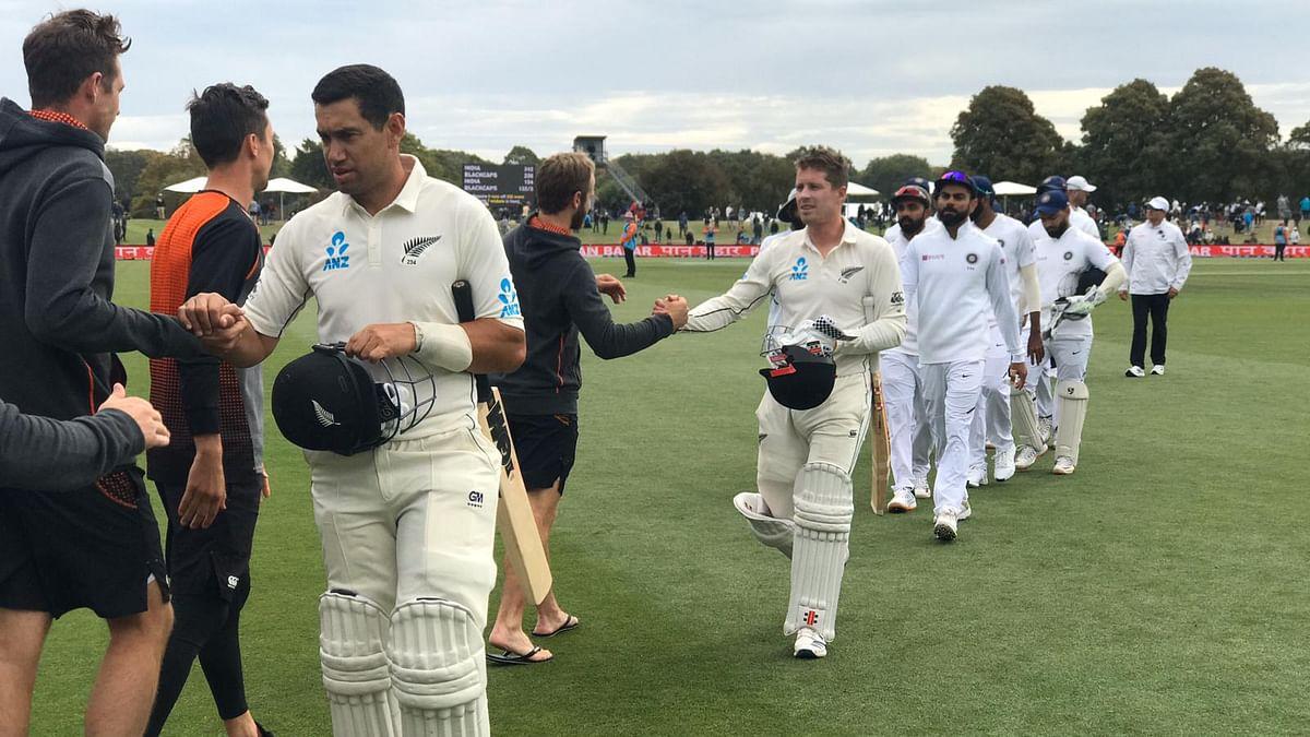 Lock, Stock and Barrel: New Zealand thrash India inside three days, win series 2-0