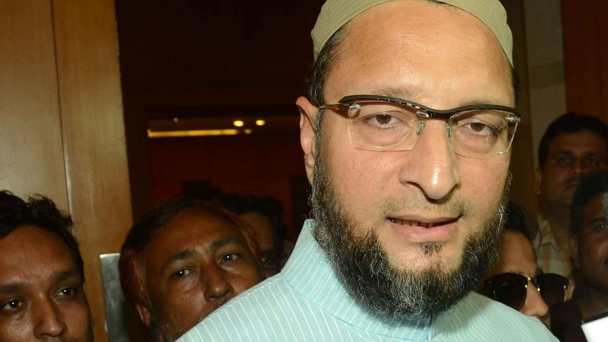 Break your silence on 'genocide', Owaisi tells PM