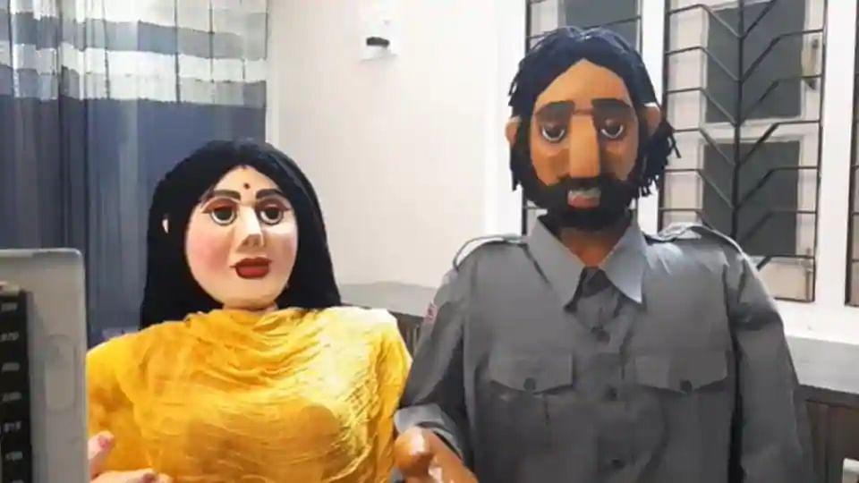 Photo Courtesy: YouTube/Tripura Puppet Theatre