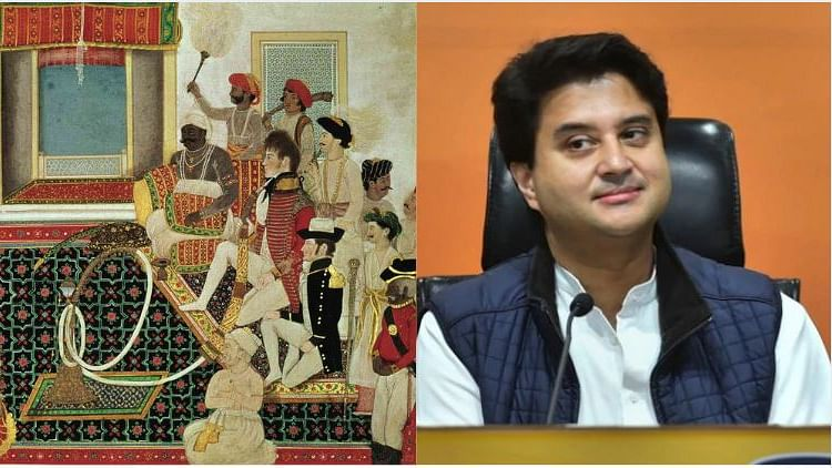 The 'sensible' dynasty of Scindias: Maharaja has merely followed in the footsteps of ancestors