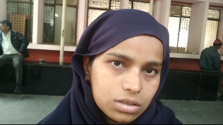 Farheen, whose brother was dragged out of their house and killed by an armed Hindutva mob