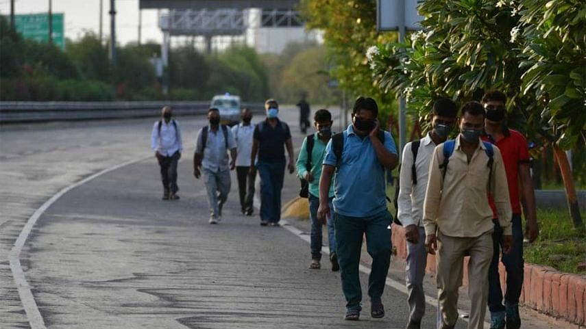 No house rent from migrant labourers, workers for one month: Noida administration