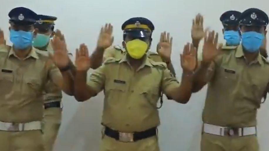 WATCH: Kerala Police video on coronavirus protection wins praise