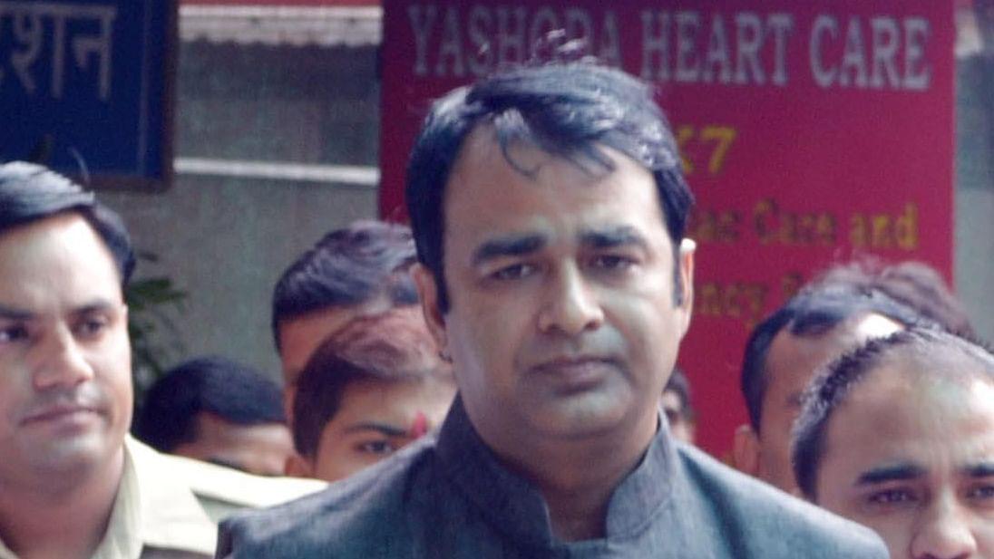 Tahir Hussain's a terrorist, shoot him, says BJP MLA Sangeet Som