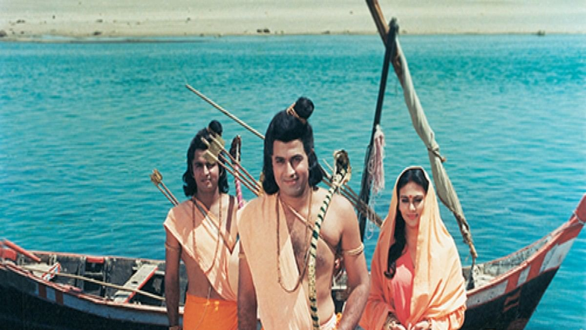 DD National to re-telecast 'Ramayana' from Saturday