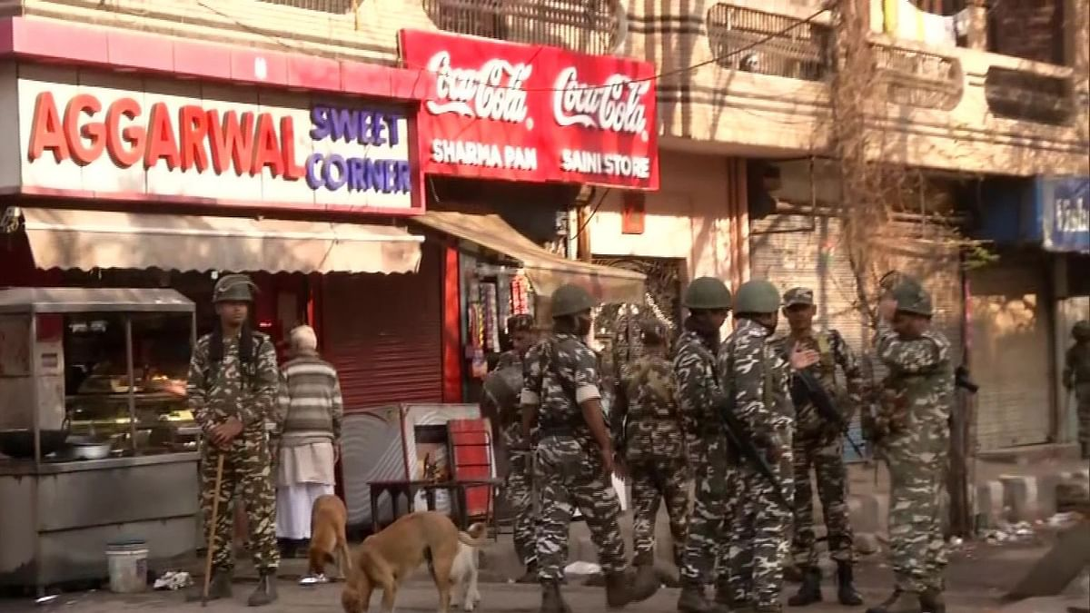 Situation remains peaceful in riot-hit areas of northeast Delhi