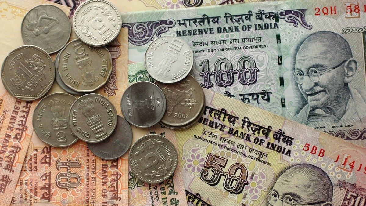 Rupee hits 17-month low at 74.34/$