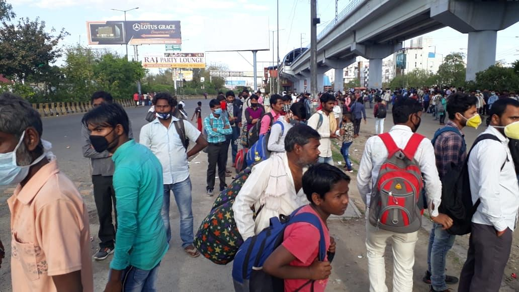 Neither Centre nor states fair to migrant labour: why should they pay for keeping us safe?