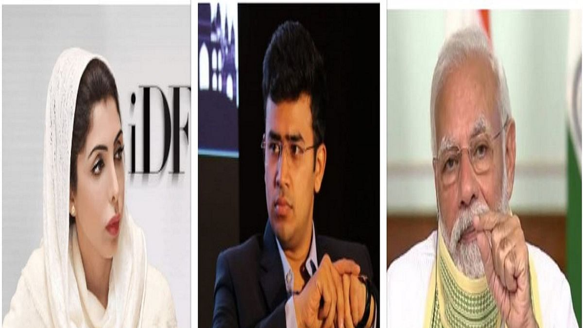 Is the BJP unable or unwilling to take action against Tejasvi Surya?