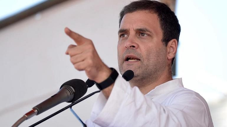 Fight against Corona can't be an excuse to crush human rights, says Rahul Gandhi