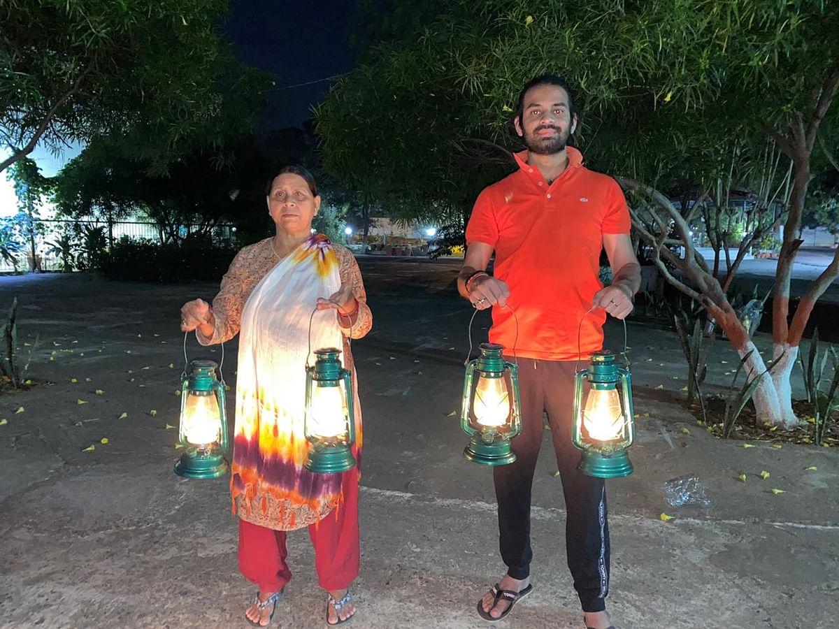 Rashtriya Janata Dal turns PM's 'light' show of unity to show its strength