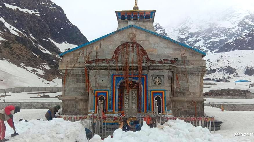 Kedarnath shrine to open as scheduled after priests reject revised date announced by government