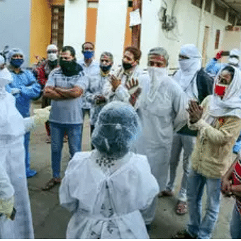 Coronavirus LIVE: 4 men slapped with NSA for attacking health workers in Indore