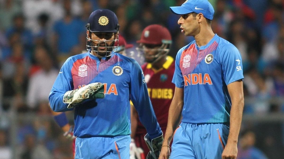 My pick for greatest captain is Dhoni, haven't played under Rohit: Bowler Ashish Nehra