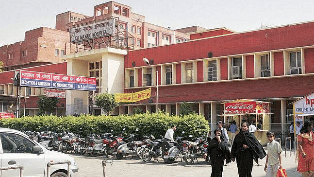 LNJP Hospital, a dedicated COVID-19 facility, ill-equipped to handle case load