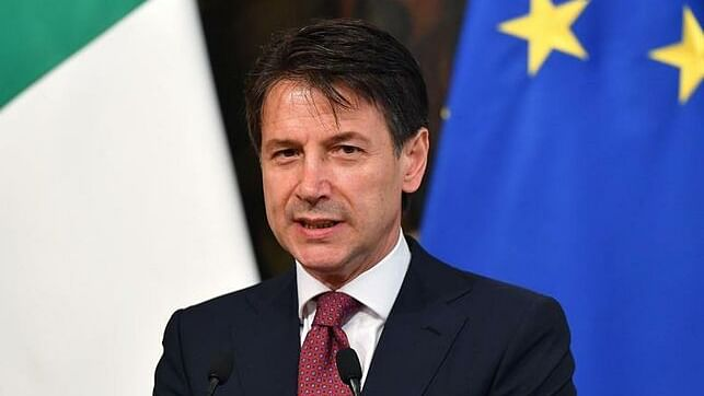 Italian PM extends national lockdown to May 3