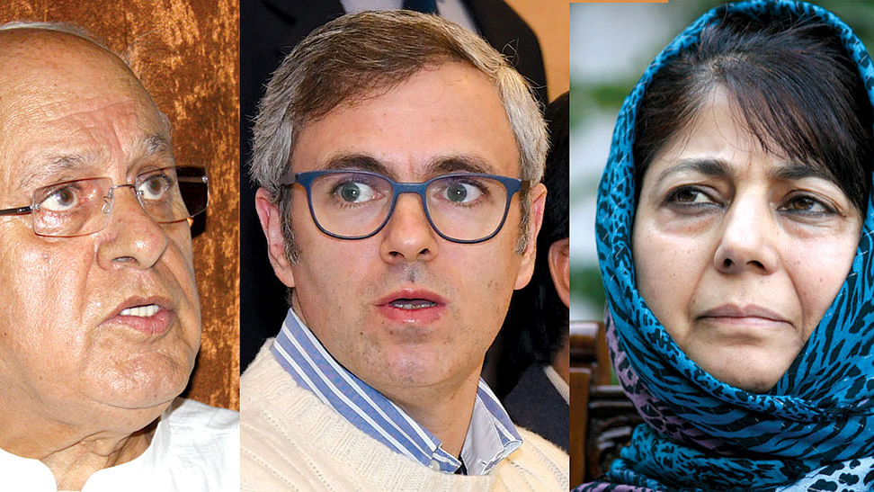 Perks and privileges of ex-J&K CMs withdrawn
