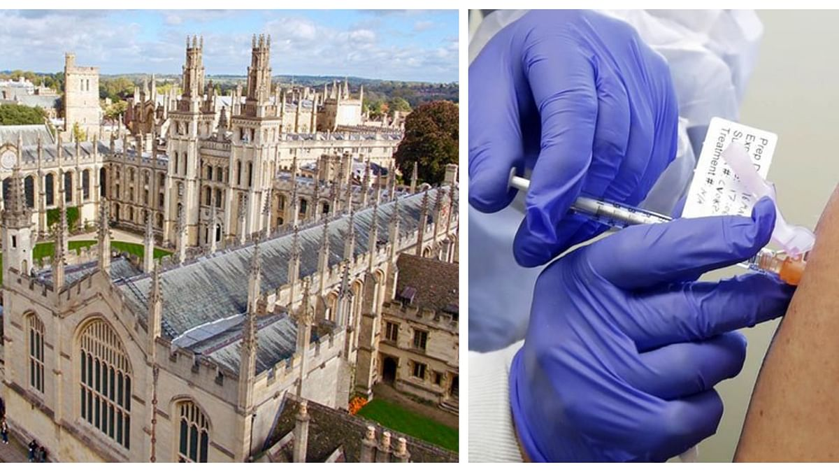 'Oxford COVID-19 vaccine safe for people with weak immunity'