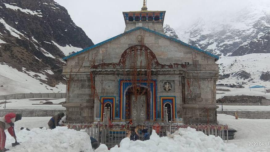 Opening of Kedarnath, Badrinath temples deferred due to lockdown