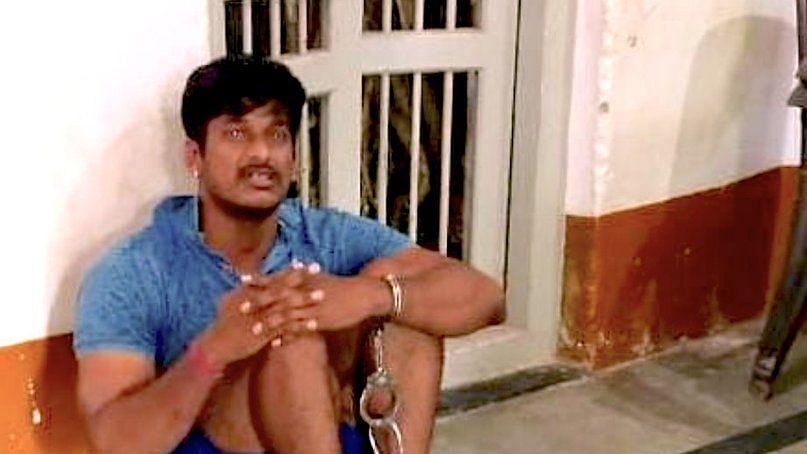Probe ordered into chaining of CRPF's elite commando by Karnataka police