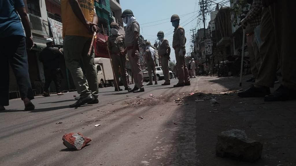 Meerut magistrate injured in stone-pelting; 4 booked under NSA
