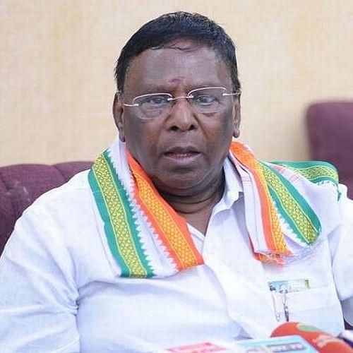 V Narayansami (Photo courtesy- social media)